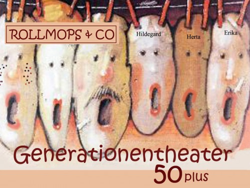 Rollmops & Co. Seniorentheater Energy 50 plus